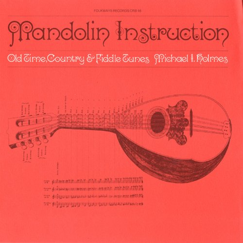 Mandolin Instruction: Old Time, Country and Fiddle -