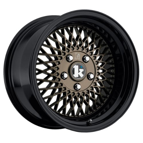 KLUTCH SL1 BRONZE (15x8.5) +17 (4x100)