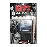McFarlane Toys, KISS Alive Gene Simmons (The Demon) Figure, 7 Inches