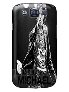 special designed fit for Samsung Galaxy s3(Michael Jackson) by Shari Flanders case