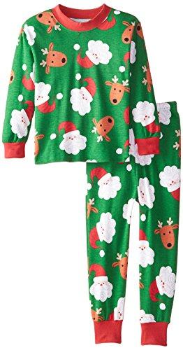 Цвет: олени Санта Клауса зеленый