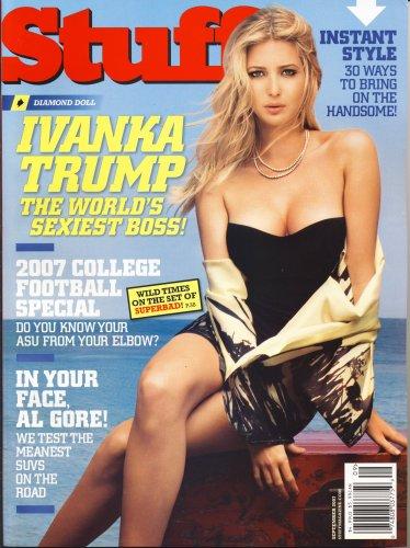 Stuff, September 2007 Issue PDF