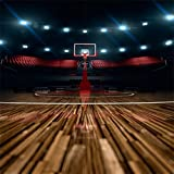 AOFOTO 10x10ft Basketball Court Backdrop Sport Arena Photography Background Match Stadium Game Boy Man Youngster Kid Artistic Portrait Photo Shoot Studio Props Video Drop Wallpaper Drape