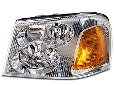GMC Envoy Headlight OE Style Replacement Headlamp Driver Side New