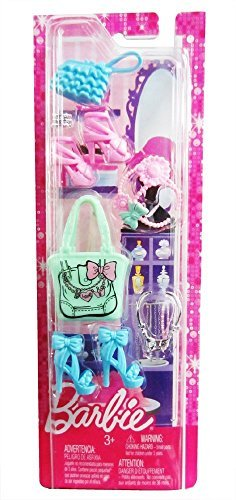 Barbie Fashionistas Glam and Sweetie Accessories