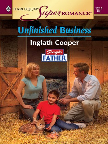 Unfinished Business (Single Father) by [Cooper, Inglath]