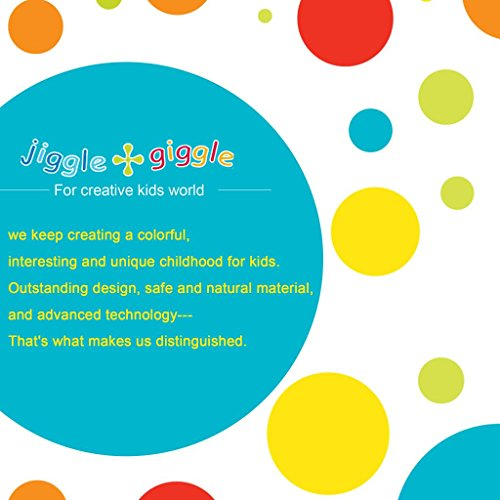 Jiggle & Giggle süße Kind Mittagessen-Tasche Bettbezug mit Kissenbezug hUGPiXKES