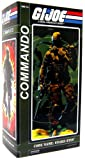 GI Joe Sideshow Collectibles 12 Inch Action Figure Commander Snake Eyes