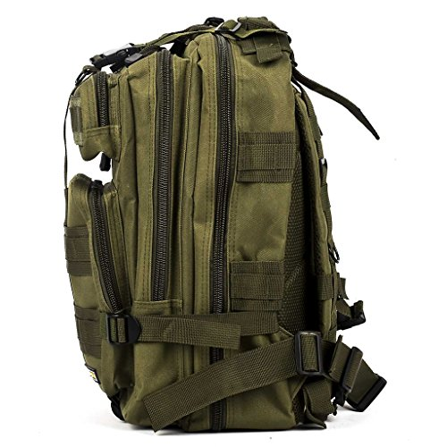 Eyourlife Military Tactical Backpack Small Rucksacks