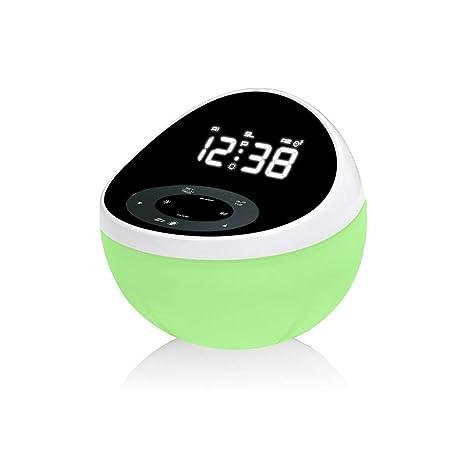 Reloj Despertador Sonido Natural Sueños Pesados Dormitorio ...