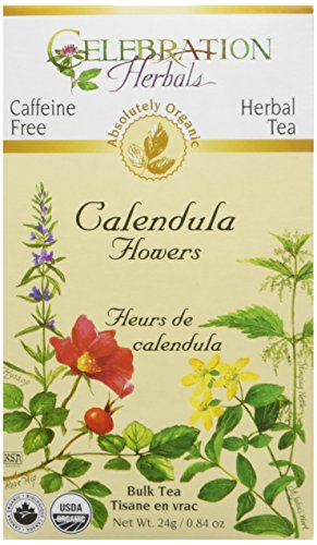 Celebration Herbals Organic Herbal Calendula