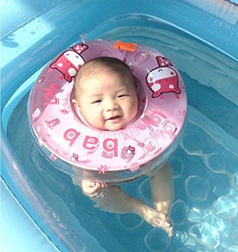 Infant Natación Flotador Inflable Anillo de Seguridad,GZQES,Asiento Inflable de Piscina Nadar Anillo para Bebe (Rosa): Amazon.es: Deportes y aire libre
