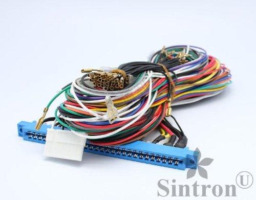 Sintron arcade jamma board standard cabinet wiring