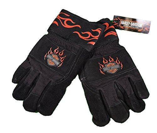 Harley Davidson Ladies Gloves - 9