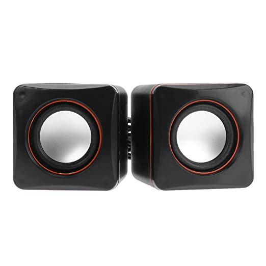 Review USB Speakers,USB Powered Stereo