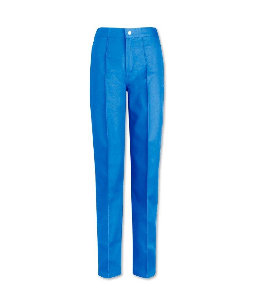 Alexandra W40-hb-et-28pour femme Devant plat Pantalon, Extra Tall, taille 28, hôpital Bleu hôpital Bleu