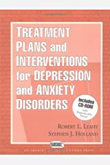 Treatment Plans and Interventions for Depression and Anxiety Disorders Paperback