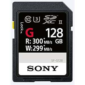 Sony SDXC Professional 128GB Class 10 UHS-II