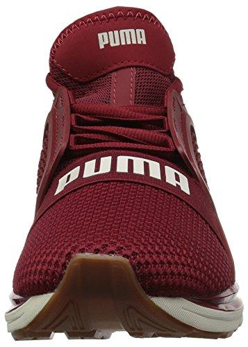 Limitless Weave 5 entzünden Dahlia White 37 Whisper Puma Red EU Frauen Schuhe qtZ4xREY