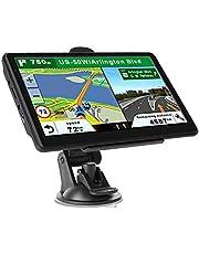 gazechimp de Navegação GPS para o Carro, GPS Sistema de Navegação Por Satélite para Carros, Lembrete de Voz Turn Direção, Rota GPS, livre para Atualização do - América do sul