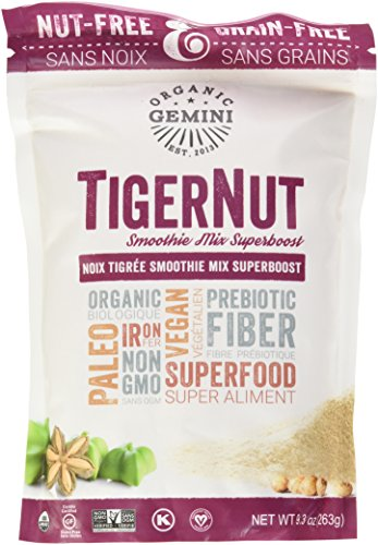 TigerNut Smoothie Mix 9.3oz
