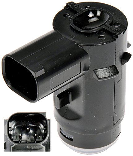 APDTY 135122 Parking Assist Reverse Proximity System Distance Control Sensor Fits 2009-2014 Ford F150 Pickup 2009-2014 Lincoln LT (Rear Bumper All Positions; Replaces 9L3Z-15K859-C, 9L3Z-15K859-D)