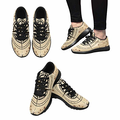 Scarpa Da Jogging Leggera Da Donna Running Running Leggera Easy Go Walking Comfort Sport Scarpe Da Corsa Multi 4