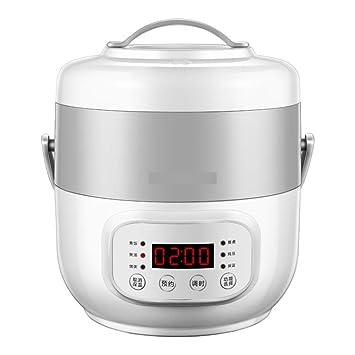 Amazon.com: SL&DFB Smart Mini cocina de arroz, 1 – 2 – 3 ...