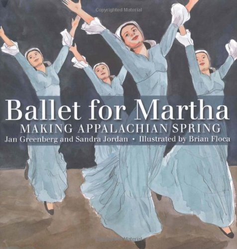 Lovely Book About Copland's Ballet, Appalachian Spring