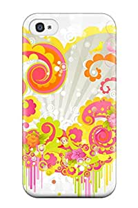 Perfect Fit Artistic Case For Iphone 4/4s