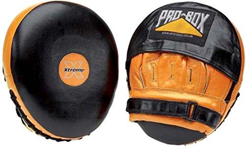 Pro-box Extreme Air Hook-jab Pads Standard Foam Sports Boxing Punch Pad by Pro-Box