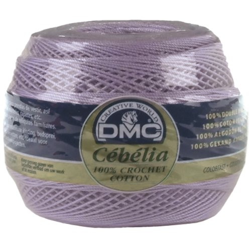DMC 167GA 10-210 Cebelia Crochet Cotton, 282-Yard, Size 10, Violet