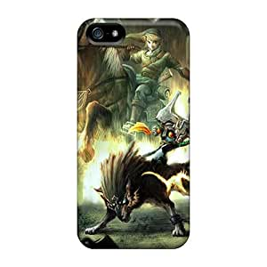 Cute Tpu Ahaha The Legend Of Zelda Case Cover For Iphone 5/5s