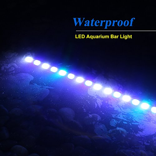 Lightimetunnel108w waterproof led aquarium light strip reef coral lightimetunnel108w waterproof led aquarium light strip reef coral lighting bar for 48 inch fish tank ip65 45 inch 108w aloadofball Image collections