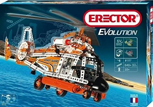 Erector Evolution Helicopter (Erector Helicopter)