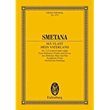 "Ma Vlast No. 4"" From Bohemia's Fields and Groves: Study Score"