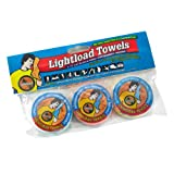 "Lightload-Lightload Towels Three Pack(12X24""), The Only Towels That Are Survival Tools"
