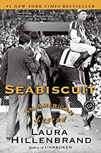 Paperback Seabiscuit: An American Legend Book