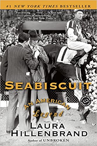 Image result for seabiscuit book cover