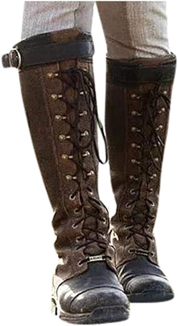 Women's Wide Calf Knee-High Riding Boot
