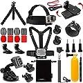 Luxebell Accessories Kit for AKASO EK5000 EK7000 4K WiFi…