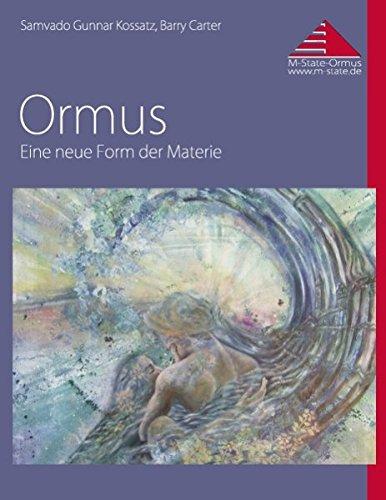 Ormus  [Kossatz, Samvado Gunnar - Carter, Barry] (Tapa Blanda)