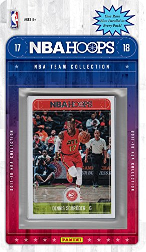 - Atlanta Hawks 2017 2018 Hoops Basketball Factory Sealed NBA Licensed 7 Card Team Set with John Collins and Tyler Dorsey Rookies plus