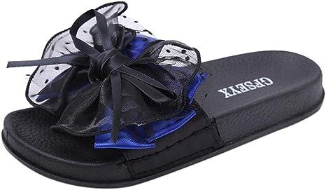 VECDY Zapatillas Mujer, Sandalias Chanclas 2019 Moda Zapatillas De ...