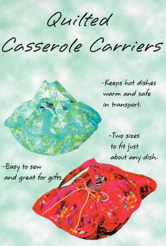 SewBaby Patterns-Quilted Casserole Carrier ()