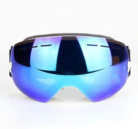 Gafas de esquí Sin Bordes - Gafas Antideslizantes Dobles ...