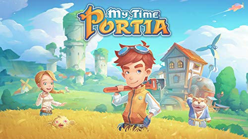 My Time at Portia - Nintendo Switch [Digital Code]