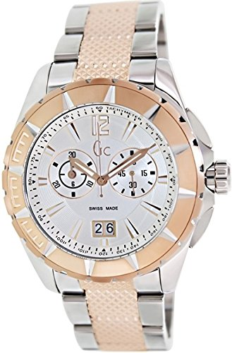 Guess G53001G1 Gc Sport Class Chronograph XL Mens Watch G53001G1