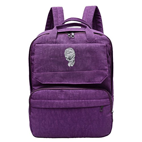 Sick Mummy Backpack For Women,Girls Leisure Shoulders Bag - Famous Costume Designer For Movies