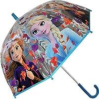 Disney Frozen Transparente Campana 19' 2 Paraguas Acampada